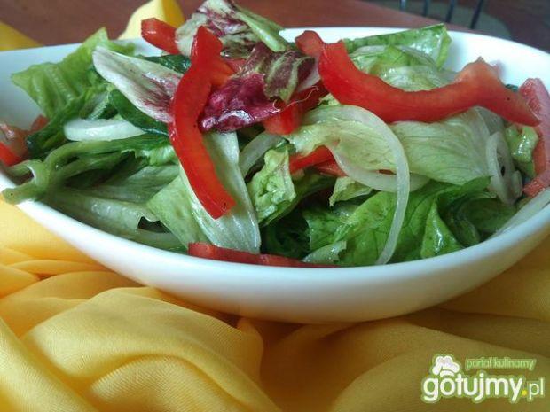 sałatka obiadowa
