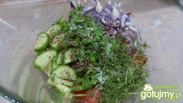 Sałatka obiadowa wg zewa