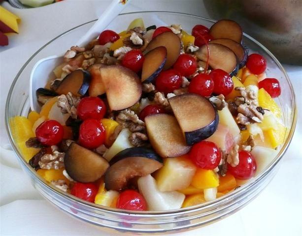 Sałatka owocowa 2