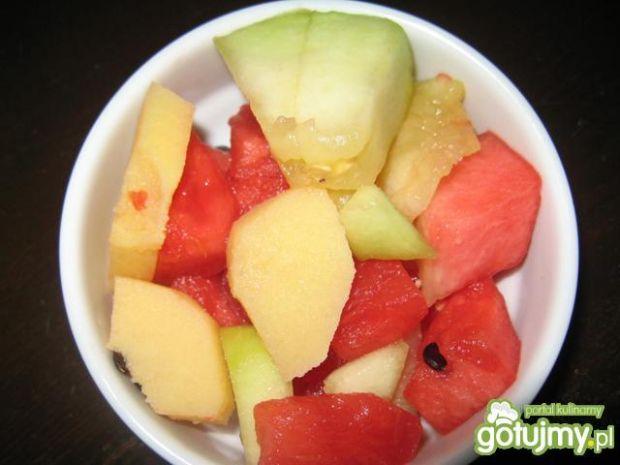 Sałatka owocowa Ani