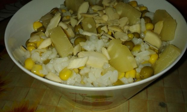 Sałatka ryżowa Roberta