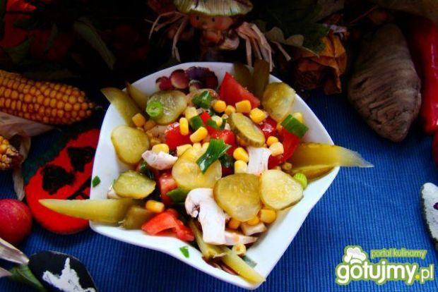 Sałatka warzywna iwa643