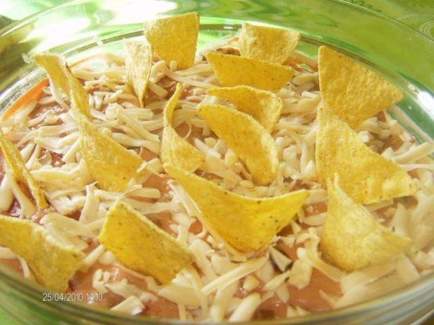 Sałatka z chipsami tortilla