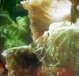 Sałatka z kapusty pekińskiej
