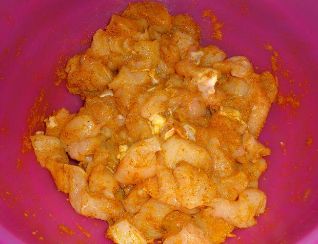 Sałatka z kurczak z bombą witamin