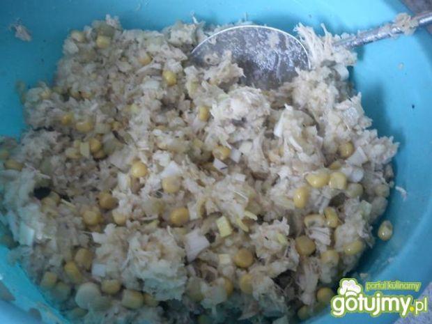 Sałatka z kurczaka 2.