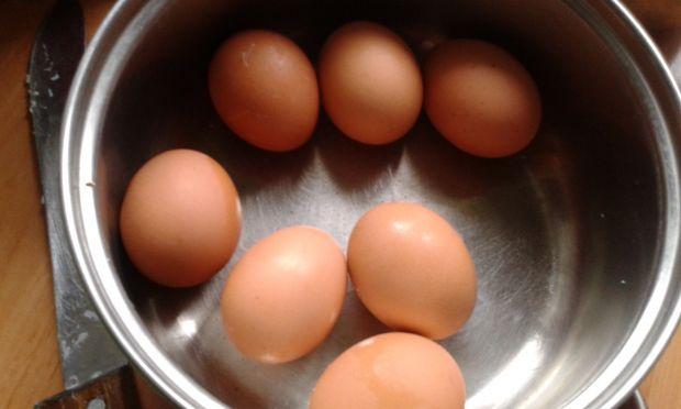 Sałatka z kurczakiem gotowanym