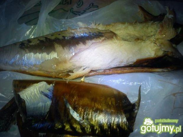 Sałatka z makreli z cebulką na kanapkę