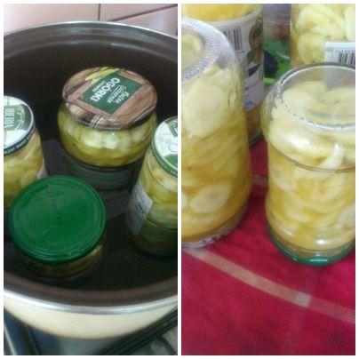 Sałatka z ogórków (z curry i musztardą)