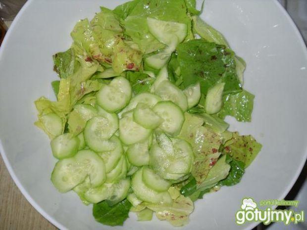 Sałatka z sałaty