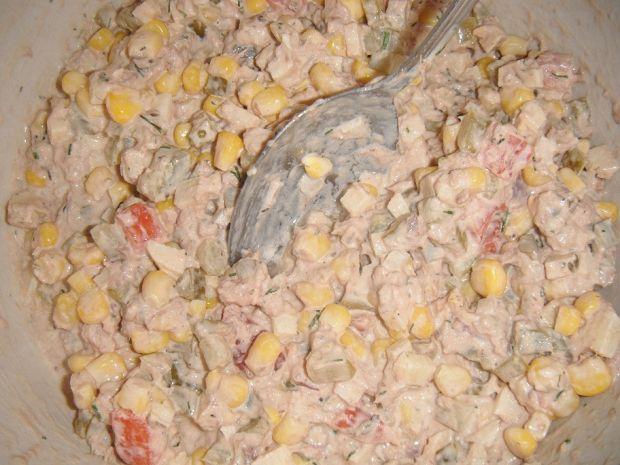 Jak Zrobic Salatka Z Tunczykiem I Kukurydza Gotujmy Pl