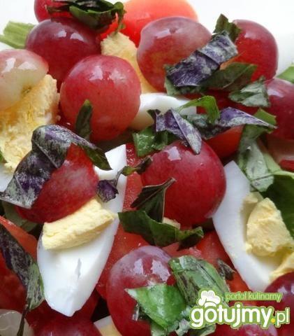 Sałatka z winogronem 3