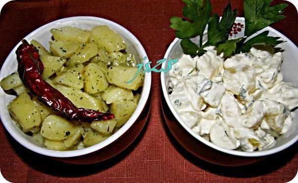 sałatka z ziemniaków po peruwiańsku