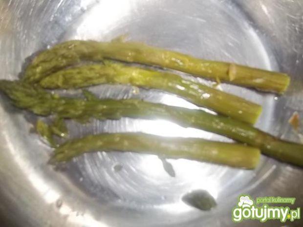 Sałatka ze szparagami 6