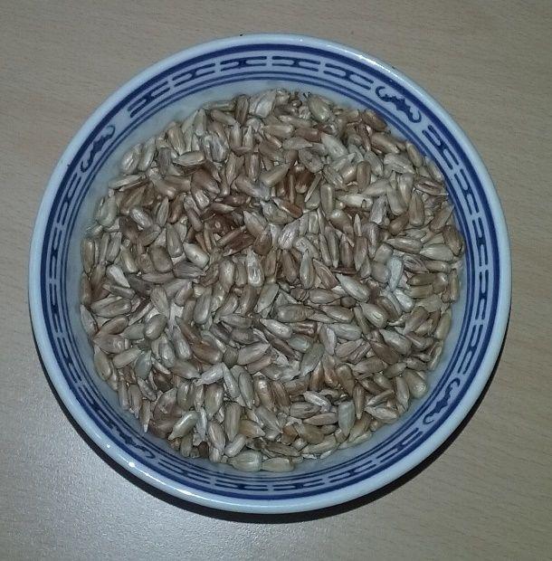 Sałatka ze szpinakiem