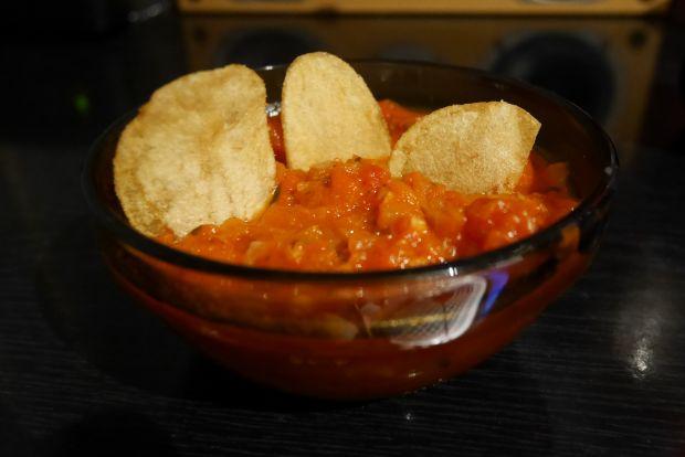 Salsa pomidorowo - paprykowa