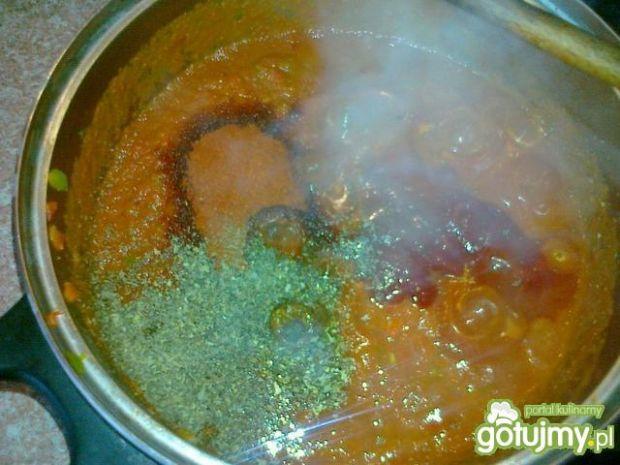 Salsa pomidorowo-paprykowa wg Konczi