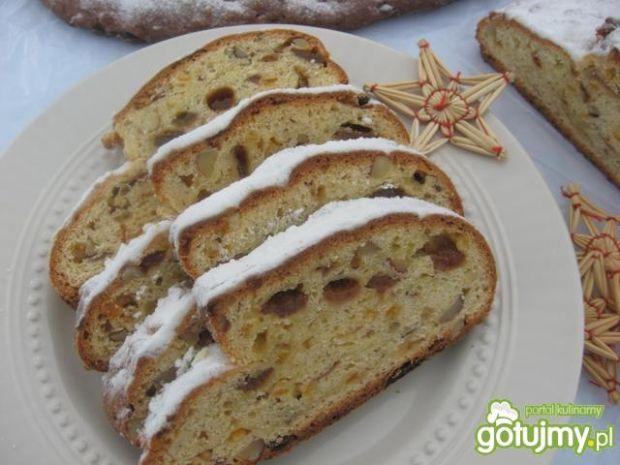 To tradycyjne ciasto bożonarodzeniowe pieczone tylko raz w roku w okresie Adwentu.