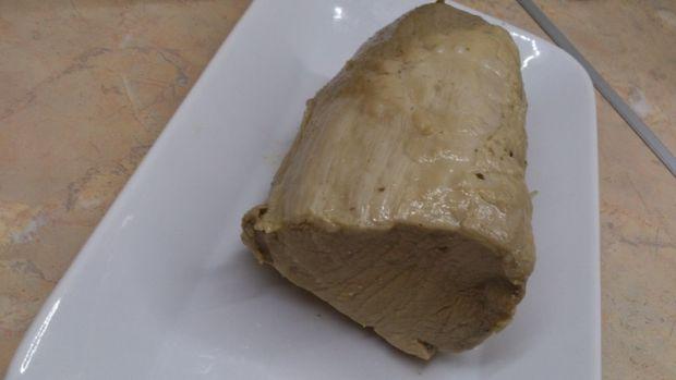 Schab gotowany pięciominutowy