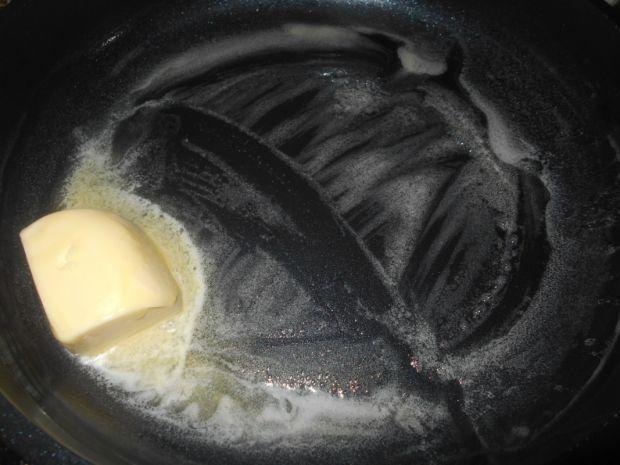 Schabowe z cebulą bez panierki