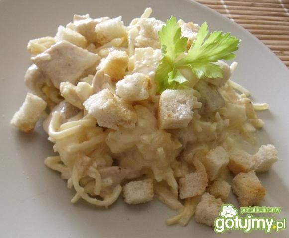 Selerowa sałatka