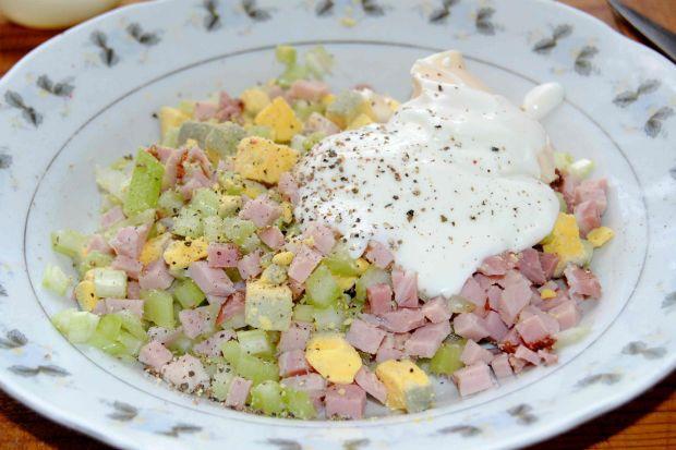 Selerowe jajka wielkanocne