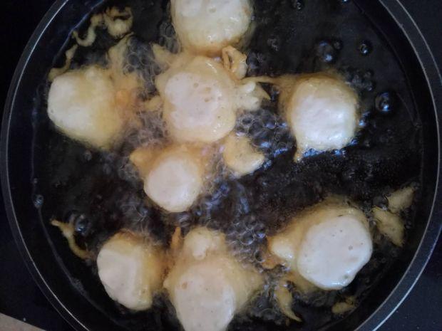 Ser feta smażony w chrupiącym cieście