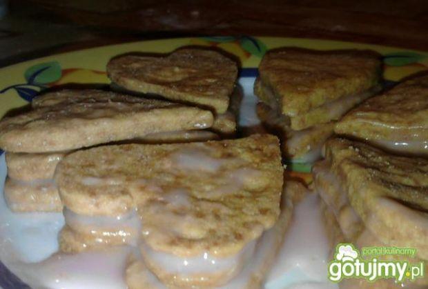 Serduszkowe ciasteczka 2