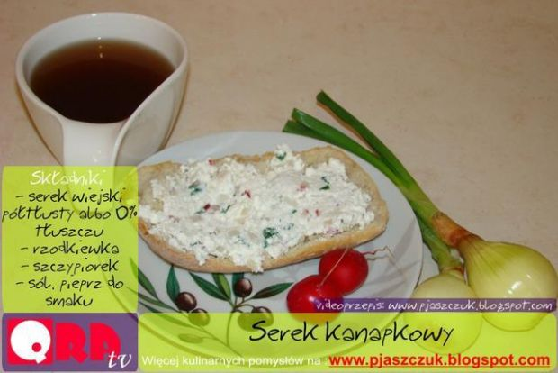 Serek kanapkowy