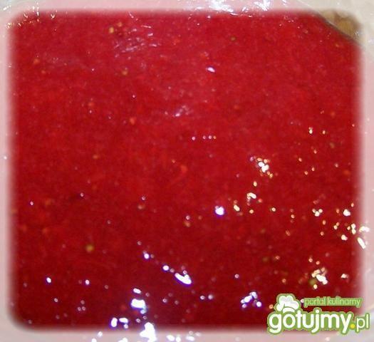 Serniczki truskawkowe