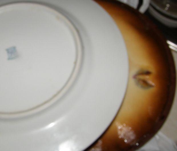 Sernik śliwkowy na śliwkach pieczony