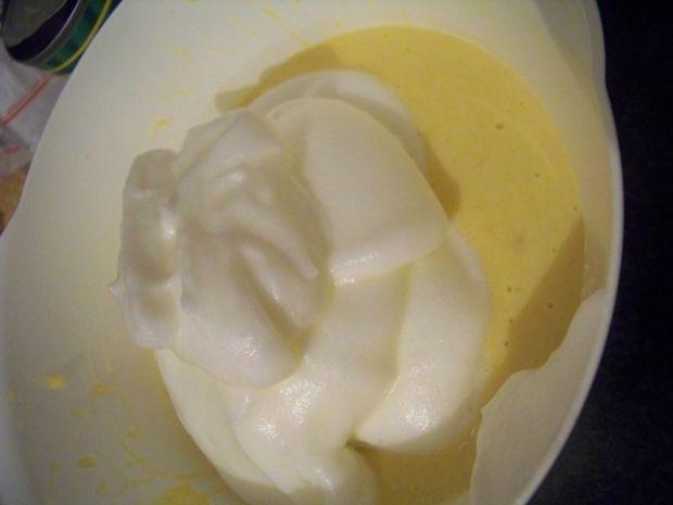 Sernik z dynią i sosem toffi