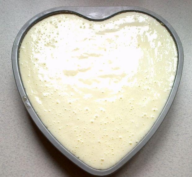 Sernik z jogurtu greckiego