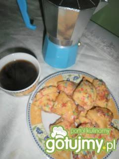 Serowe ciasteczka w posypce