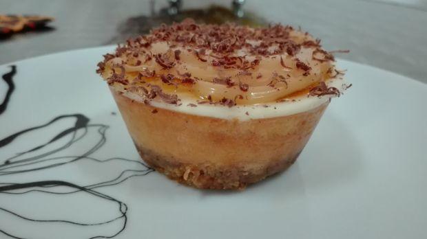 Serowe muffiny dyniowe
