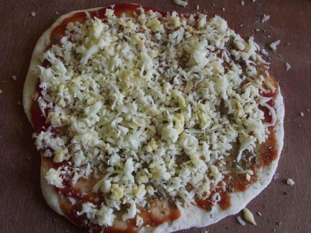 Serowe pizzerinki z oregano