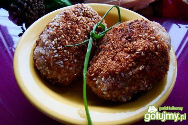 Sezamowe klopsiki