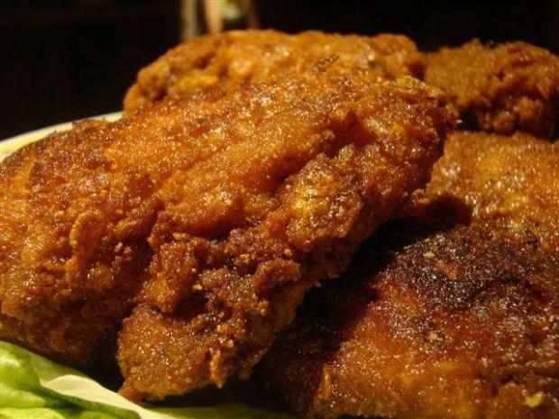 Skrzydełka KFC