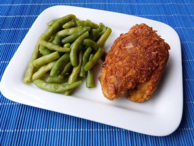 Skrzydełko z kurczaka w chrupiącej panierce