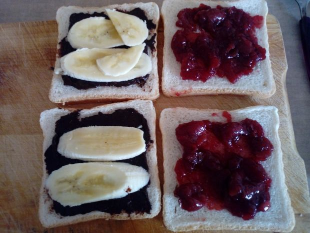 Słodkie tosty
