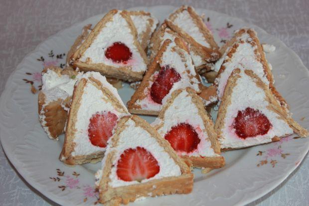 Słodkie trójkąciki