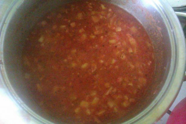 Słodko-kwaśny sos pomidorowy