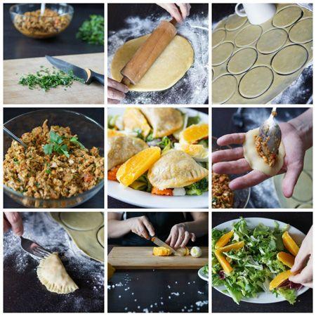 Słoneczne Empanadas