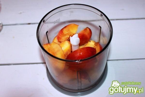 Smaczny ,lekki  deser owocowy