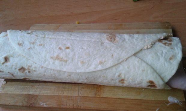 Smakołyk z tortilii