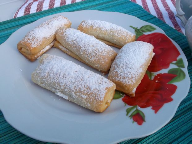 Smalcówki-ciasteczka z marmoladą