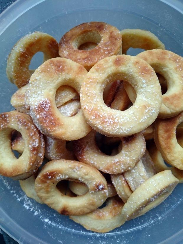 Smalczyki waniliowe - kruche ciasteczka ze smalcem
