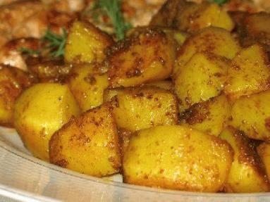 Smazone kartofelki