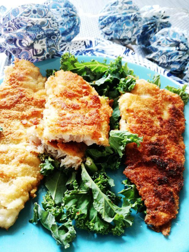 Smażone ryba