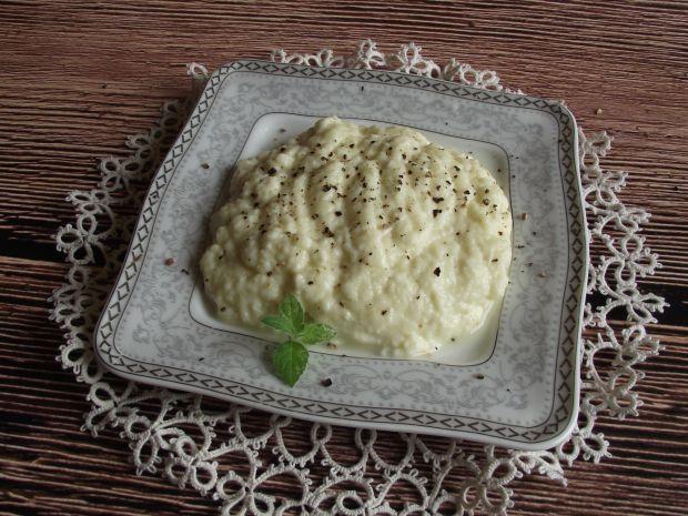 Smazony ser z pieprzem
